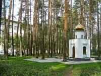Новосибирск, улица Речкуновская. часовня