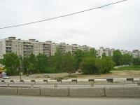 Новосибирск, улица Русская, дом 5. многоквартирный дом