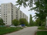 Новосибирск, улица Русская, дом 13. многоквартирный дом