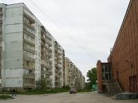 Новосибирск, улица Русская, дом 21. многоквартирный дом