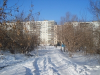 Новосибирск, улица Русская, дом 25. многоквартирный дом