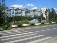 Новосибирск, улица Сиреневая, дом 23. многоквартирный дом