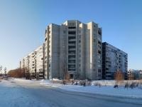 Новосибирск, улица Сиреневая, дом 25. многоквартирный дом