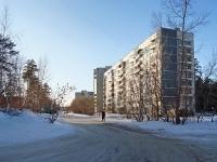Новосибирск, улица Сиреневая, дом 37. многоквартирный дом