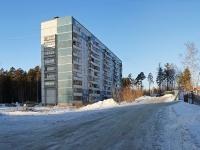 Новосибирск, улица Сиреневая, дом 41. многоквартирный дом