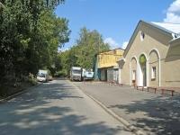 Новосибирск, улица Смоленская, дом 4. баня №22, МБУ БХ Сибирячка