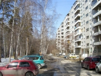 Novosibirsk, st Tereshkovoy, house 10. Apartment house