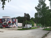 Novosibirsk, st Tereshkovoy, house 19. multi-purpose building