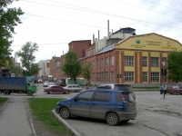 Новосибирск, улица Некрасова, дом 41. хозяйственный корпус