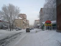 Новосибирск, улица Некрасова, дом 55. многоквартирный дом