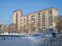 Новосибирск, улица Некрасова, дом 82. многоквартирный дом
