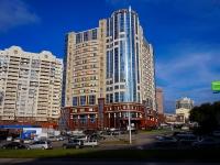 Novosibirsk, st Oktyabrskaya magistral', house 4. office building