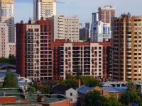 Новосибирск, улица Ольги Жилиной, дом 23. многоквартирный дом