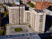 Новосибирск, улица Ольги Жилиной, дом 33. многоквартирный дом