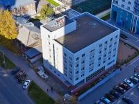 Новосибирск, улица Ольги Жилиной, дом 56Б. строящееся здание