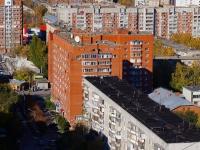 Новосибирск, улица Ольги Жилиной, дом 60. многоквартирный дом