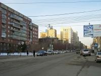 Новосибирск, улица Спартака, дом 16. многоквартирный дом