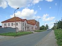 Novosibirsk, st Tekhnicheskaya, house 3. vacant building