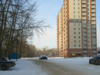 Novosibirsk, st Tolbukhin, house 2. Apartment house