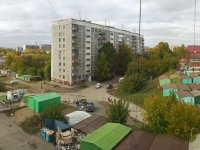 Novosibirsk, st Tolbukhin, house 41. Apartment house