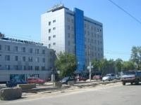 Новосибирск, проезд Электрозаводской, дом 4. офисное здание