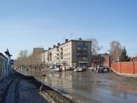 Новосибирск, улица Сухарная, дом 68. многоквартирный дом