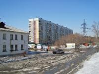 Novosibirsk, st Sukharnaya, house 78. Apartment house