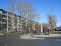 Novosibirsk, st Solidarnosti, house 12. Apartment house