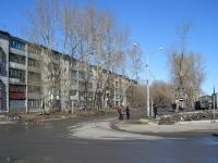 Новосибирск, улица Солидарности, дом 12. многоквартирный дом