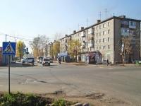 Новосибирск, улица Солидарности, дом 14. многоквартирный дом