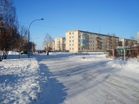 Novosibirsk, st Solidarnosti, house 96. Apartment house