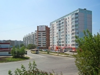 Новосибирск, улица Тайгинская, дом 22. многоквартирный дом