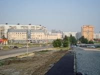 Novosibirsk, st Tyulenin, house 9. polyclinic