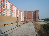 Novosibirsk, Tyulenin st, house 12. Apartment house