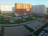 Novosibirsk, st Tyulenin, house 15/2. Apartment house