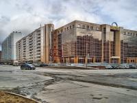 Novosibirsk, st Tyulenin, house 17/1. shopping center
