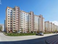 Novosibirsk, st Tyulenin, house 19/2. Apartment house