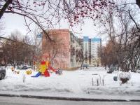 Novosibirsk, st Televizionnaya, house 3. Apartment house