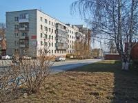 Novosibirsk, st Televizionnaya, house 13А. Apartment house