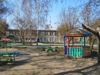Novosibirsk, alley Televizionny pervy, house 4/1. nursery school