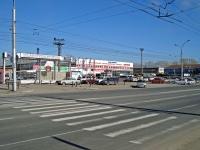 Новосибирск, улица Станционная, дом 26А. многофункциональное здание