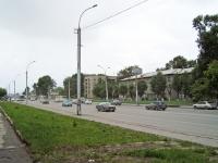 Новосибирск, улица Станционная, дом 50. общежитие