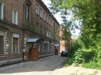Новосибирск, улица Тополёвая, дом 4. многоквартирный дом