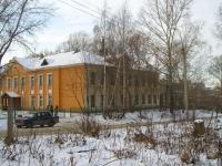 Новосибирск, улица Тополёвая, дом 31. школа №52