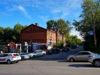 Novosibirsk, st Topolevaya, house 1. Apartment house
