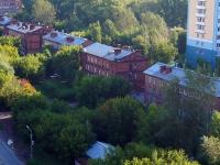 Новосибирск, улица Тополёвая, дом 6. многоквартирный дом