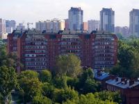 Novosibirsk, st Topolevaya, house 16. Apartment house
