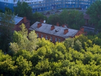 Novosibirsk, st Topolevaya, house 2. Apartment house