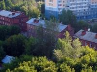 Novosibirsk, st Topolevaya, house 4. Apartment house