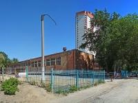 Новосибирск, улица Тургенева, дом 84. школа №185
